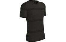 Icebreaker Men&#039;s BF200 Tech T SS Stripe black/jet